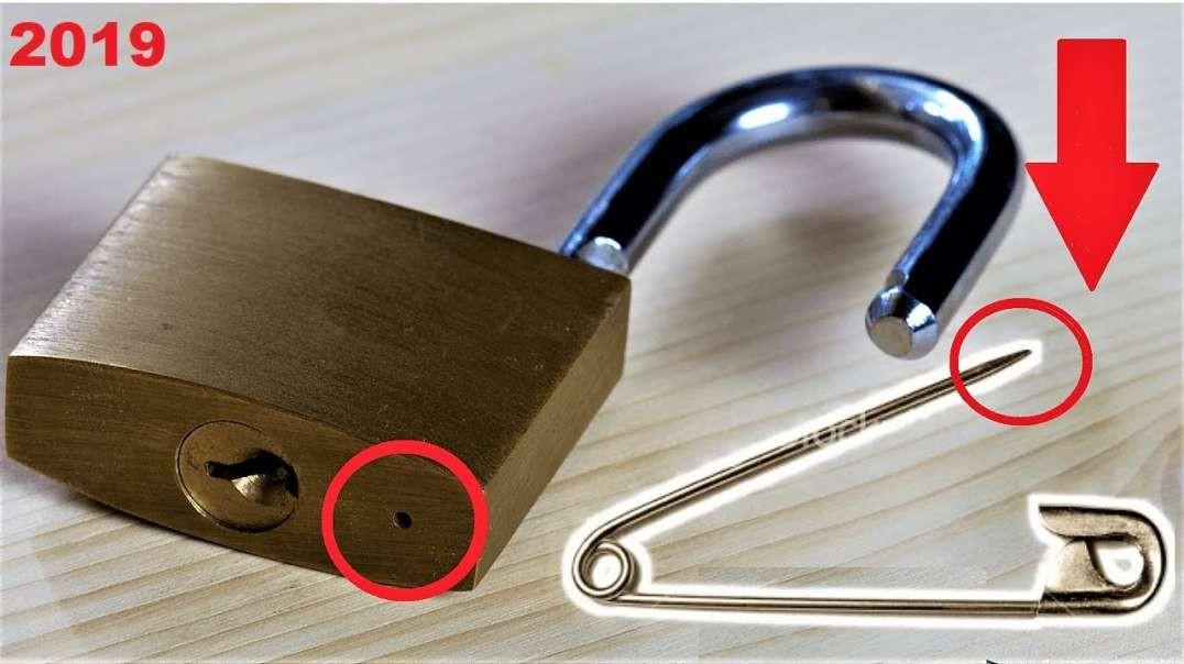 10 راه جدید برای باز کردن قفل