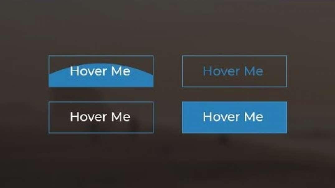 طراحی دکمه شناور فقط با استفاده از HTML و CSS