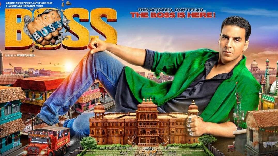 فیلم من رئیس هستم دوبله فارسی 2019