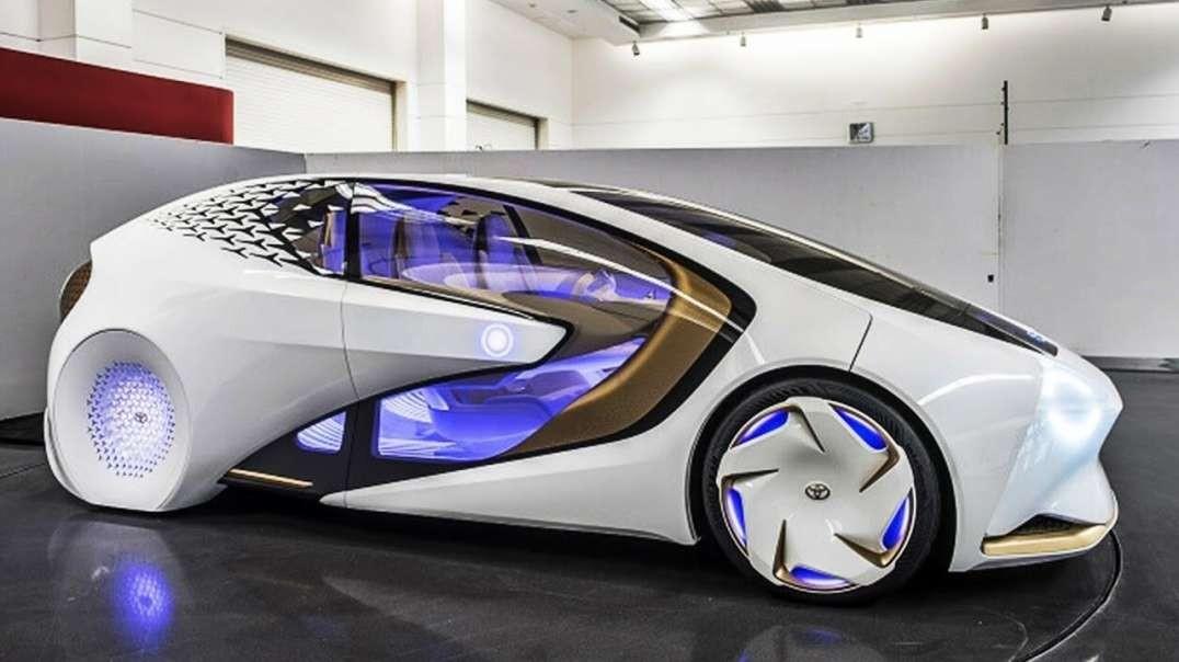 ماشین های هوشمند که به زودی می آیند