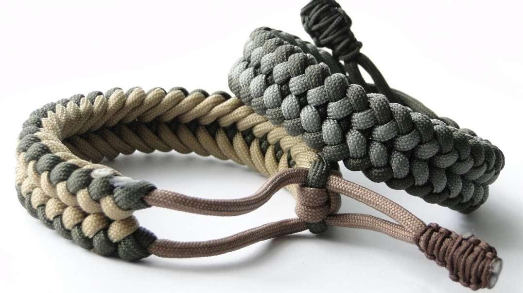 نحوه ساخت دستبندهای پاراکورد
