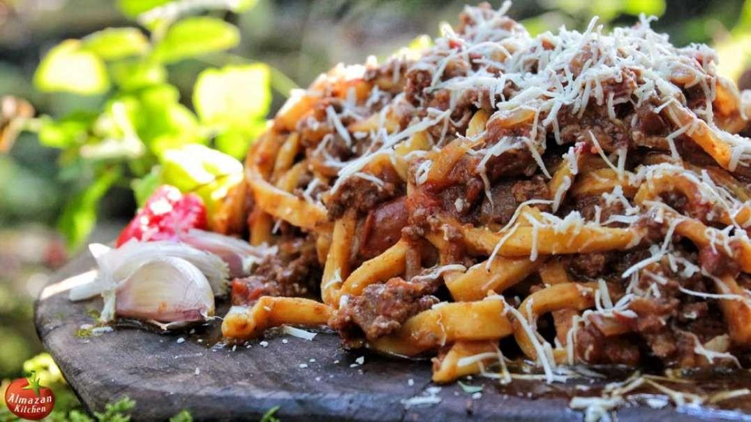 آشپزی در جنگل