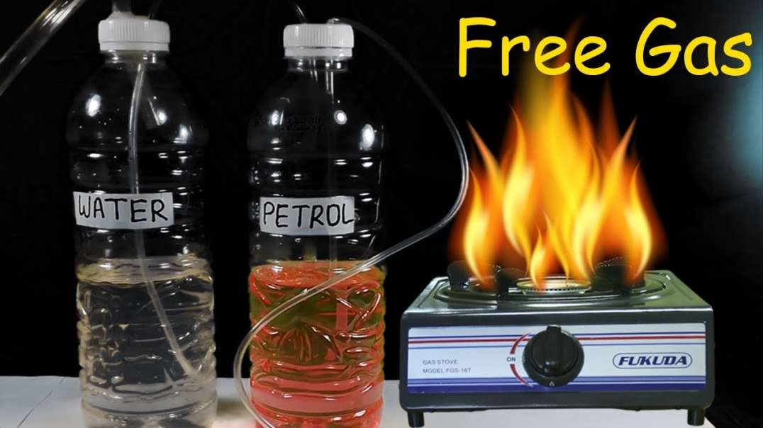 ساخت گاز طبیعی LPG را در خانه