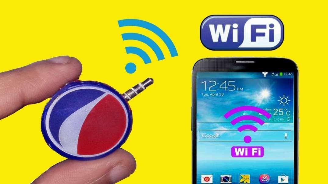 قدرت سیگنال Wifi را فقط در 2 دقیقه افزایش دهید.