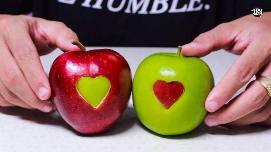 ایده های شگفت انگیز با میوه