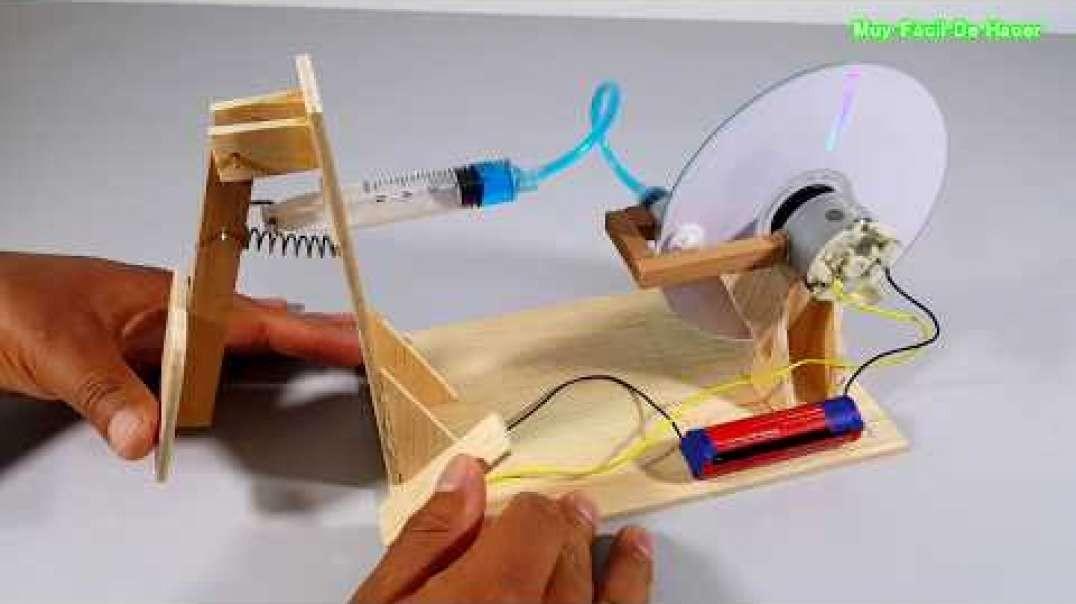 ساخت سیستم ترمز هیدرولیک
