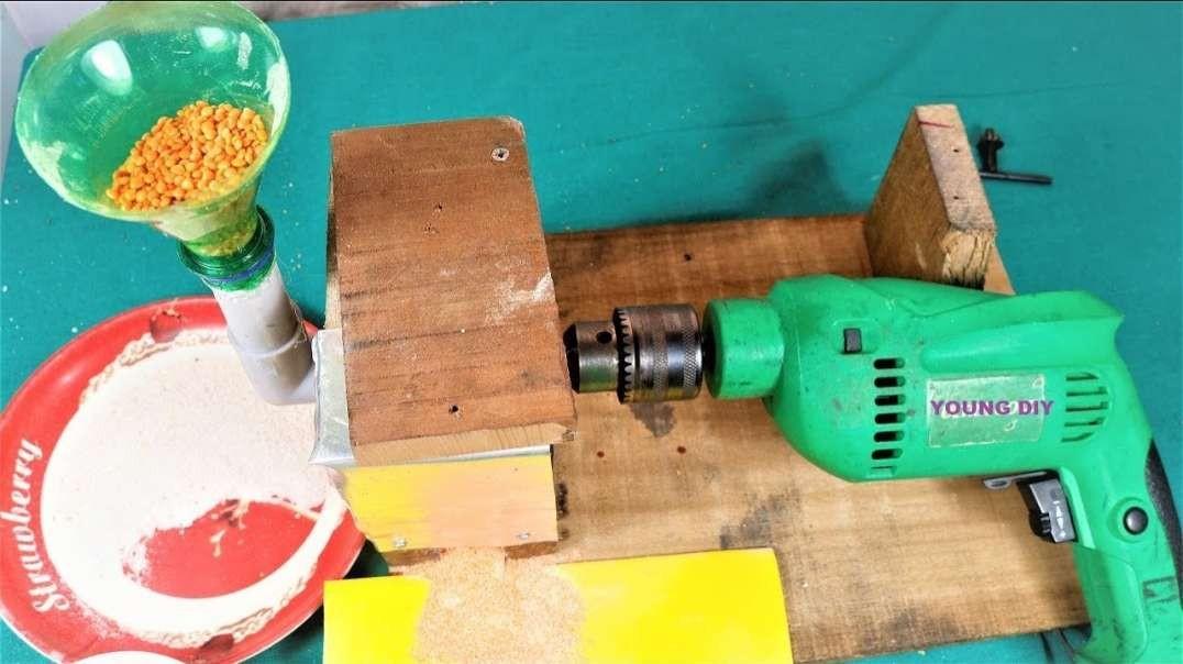 ساخت دستگاه آسیاب ذرت