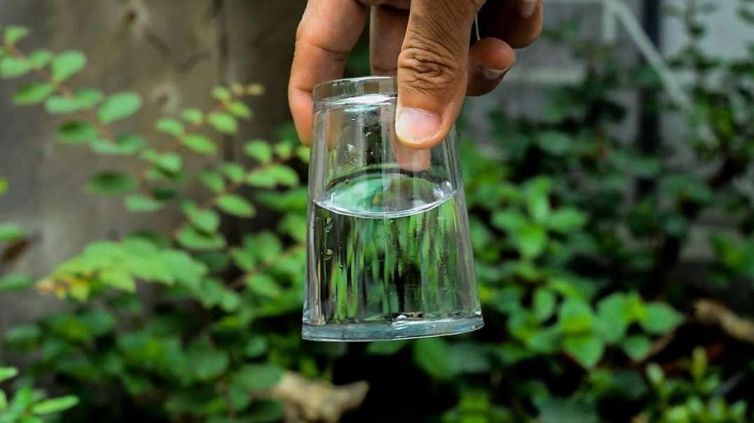 چند ترفند بسیار جذاب با آب