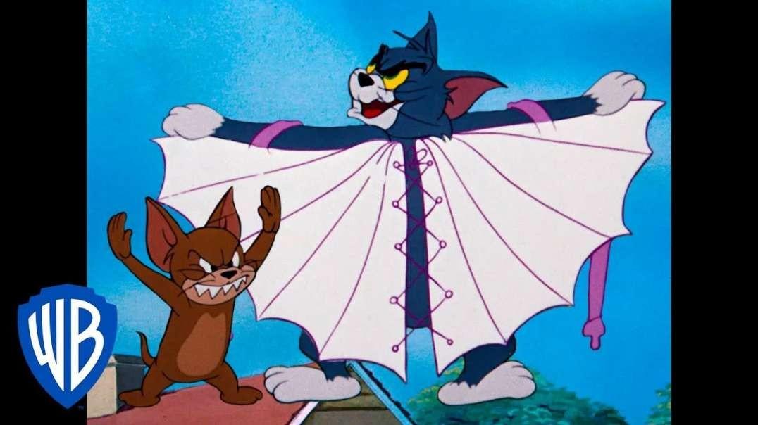 تام و جری_کارتون کلاسیک(این قسمت:تام گربه است یا پرنده؟)