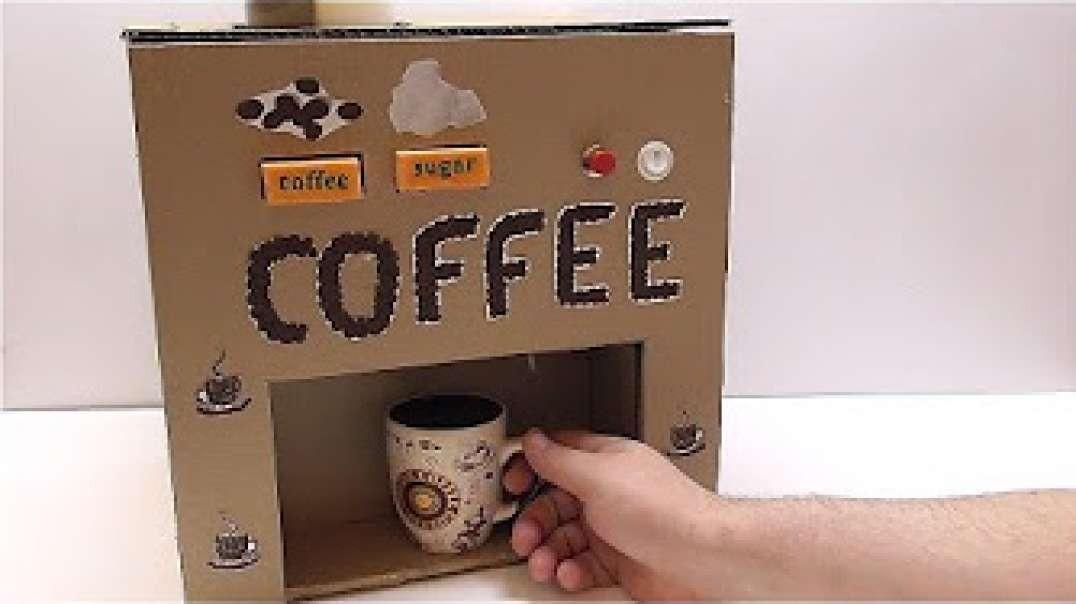 ساخت قهوه ساز خانگی