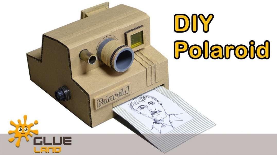 ساخت دوربین با مقوا