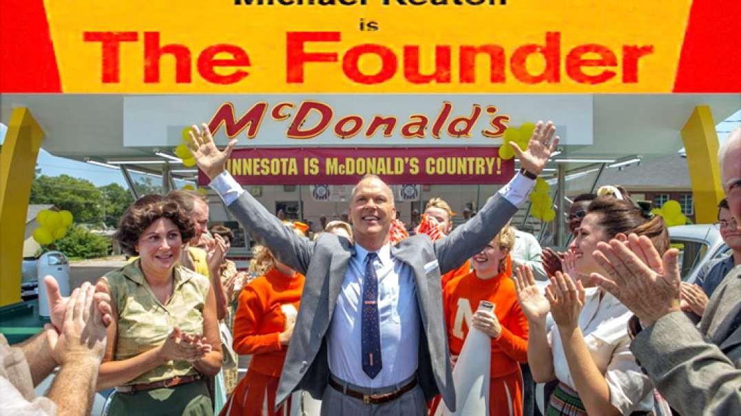 فیلم بنیان گذار دوبله فارسی The Founder 2016