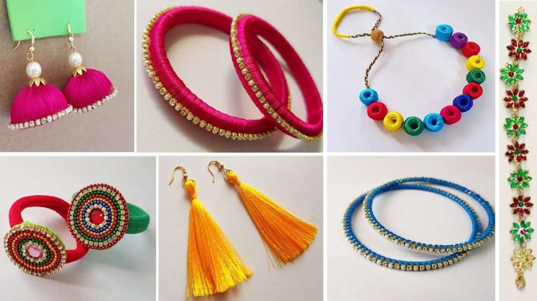 آموزش ساخت جواهرات دست ساز و خلاقانه