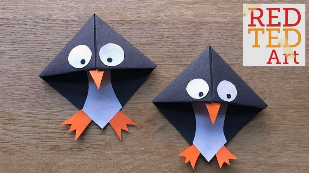 آموزش کاردستی های زیبا با اوریگامی