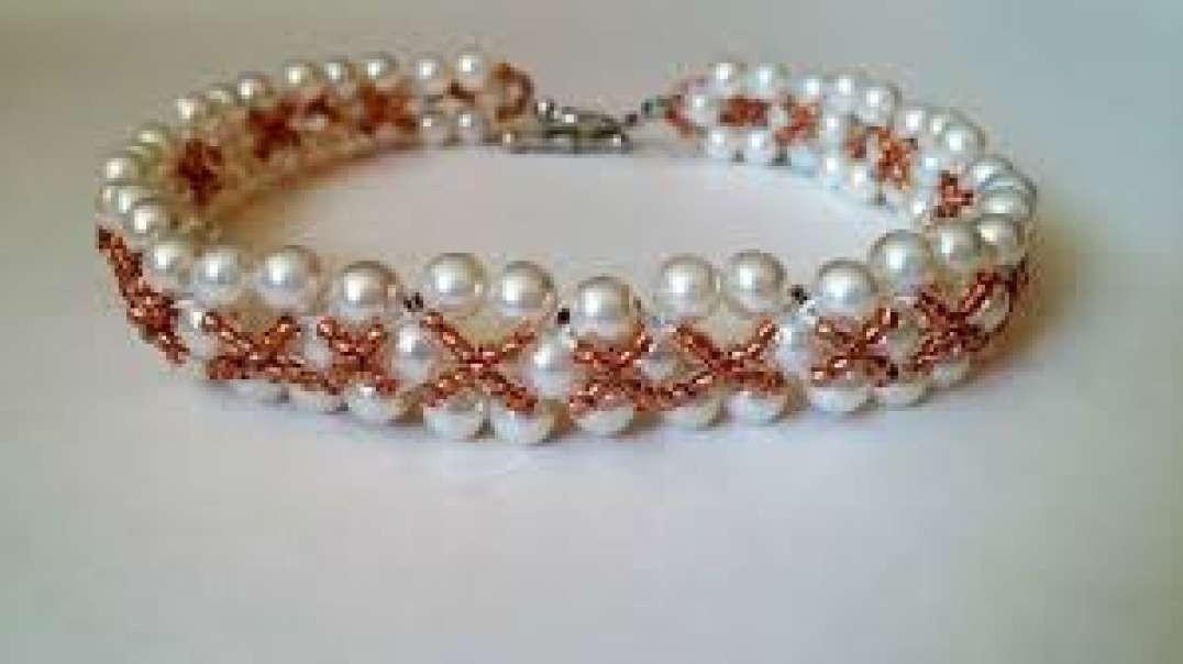 ساخت جواهرات دست ساز و زیبا