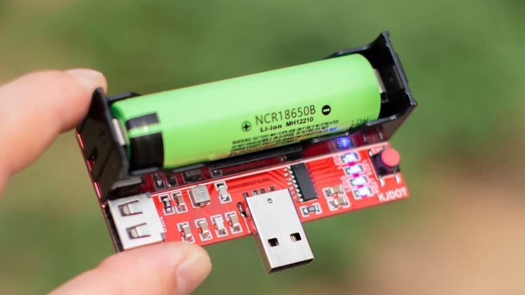 نحوه ساخت شارژر باتری