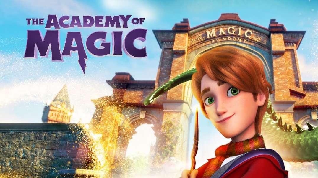 انیمیشن آکادمی جادویی دوبله فارسی The Academy of Magic 2020