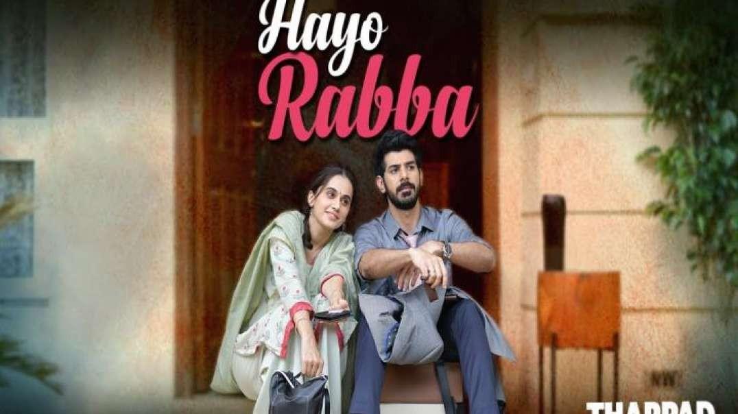 فیلم هندی سیلی دوبله فارسی Thappad 2020